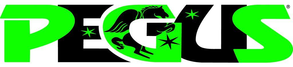 LOGO PEGUS verde
